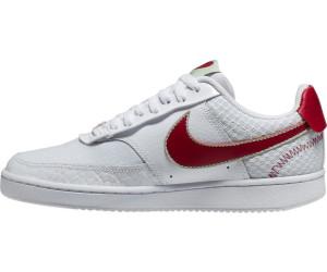 Nike Court Vision Low Women whitenoble red au meilleur prix