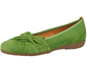 Gabor Ballerinas (44.167) grün Rauleder ab 80,96