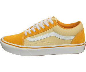 Vans ComfyCush Old Skool shoes yellow