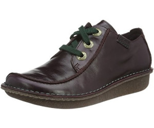 Clarks Funny Dream aubergine/leather