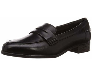 Clarks Hamble Loafer black/leather