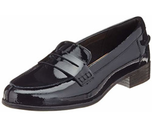 Clarks Hamble Loafer black/patent