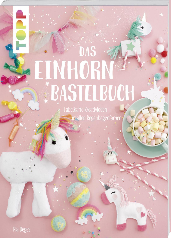 Das Einhorn-Bastelbuch (ISBN: 9783772478017)