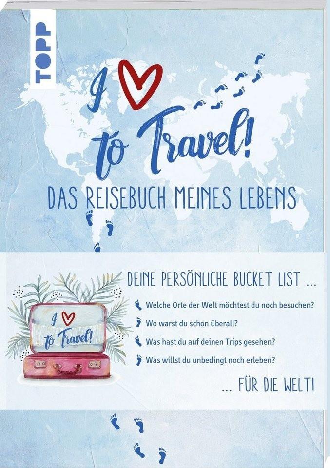 #I Love to Travel (ISBN: 9783772453373)#