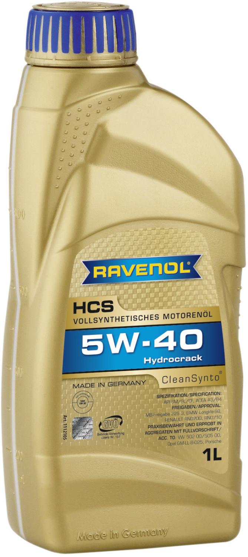 Ravenol HCS 5W-40 (1 l)