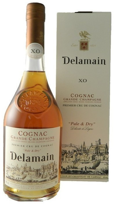 Delamain Cognac XO 0,7l 40%