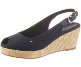 Tommy Hilfiger Iconic Elba Slingback Wedges (FW0FW04788) a