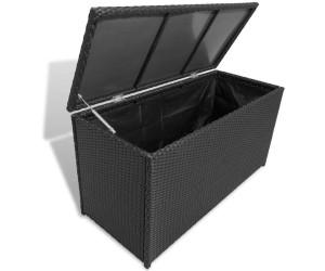 vidaXL 120x50x60 cm black