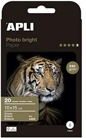 Image of APLI Photo bright Paper (954280)