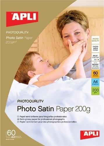 Image of APLI Photo Satin Paper (004136)