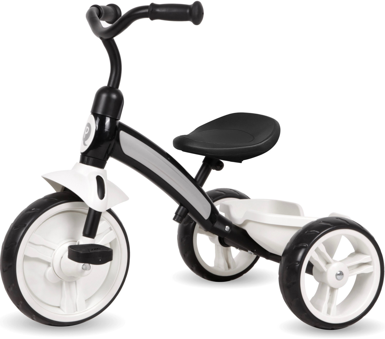 QPlay Elite Dreirad schwarz
