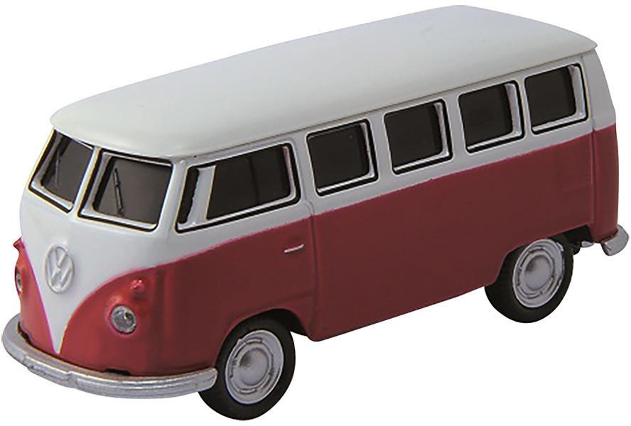 Image of Genie VW Bully 32GB Red