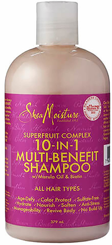 Shea Moisture SuperFruit Complex 10-in-1 Shampoo 379ml
