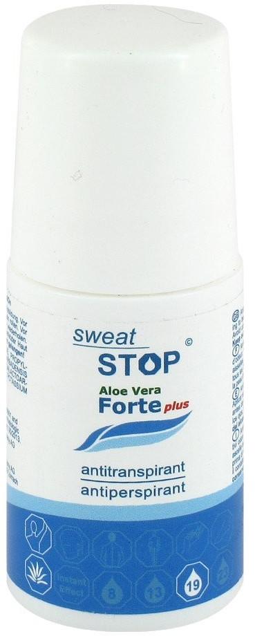 Sweat Stop Aloe Vera Forte Plus Roll-On (50ml)