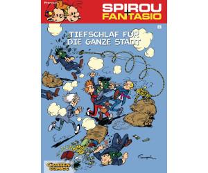Spirou und Fantasio 8 Tiefschlaf für die ganze Stadt