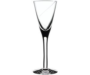 Kosta Boda Line Aquavit Schnapsglas 7 cl, Klar - Klar