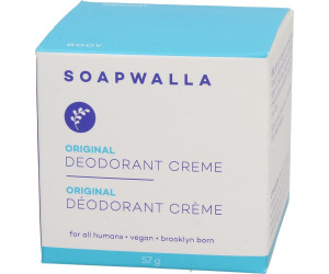 Soapwalla Classic Deodorant Cream (56 g)