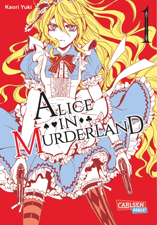 Image of Alice in Murderland 1 (ISBN: 9783551743923)