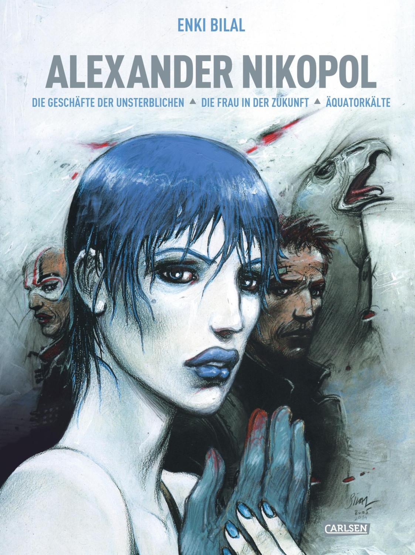 *Die Nikopol-Trilogie [Gebundene Ausgabe]*