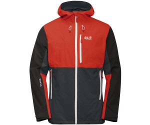 Jack Wolfskin Eagle Peak Jacket Men ebony ab € 105,99