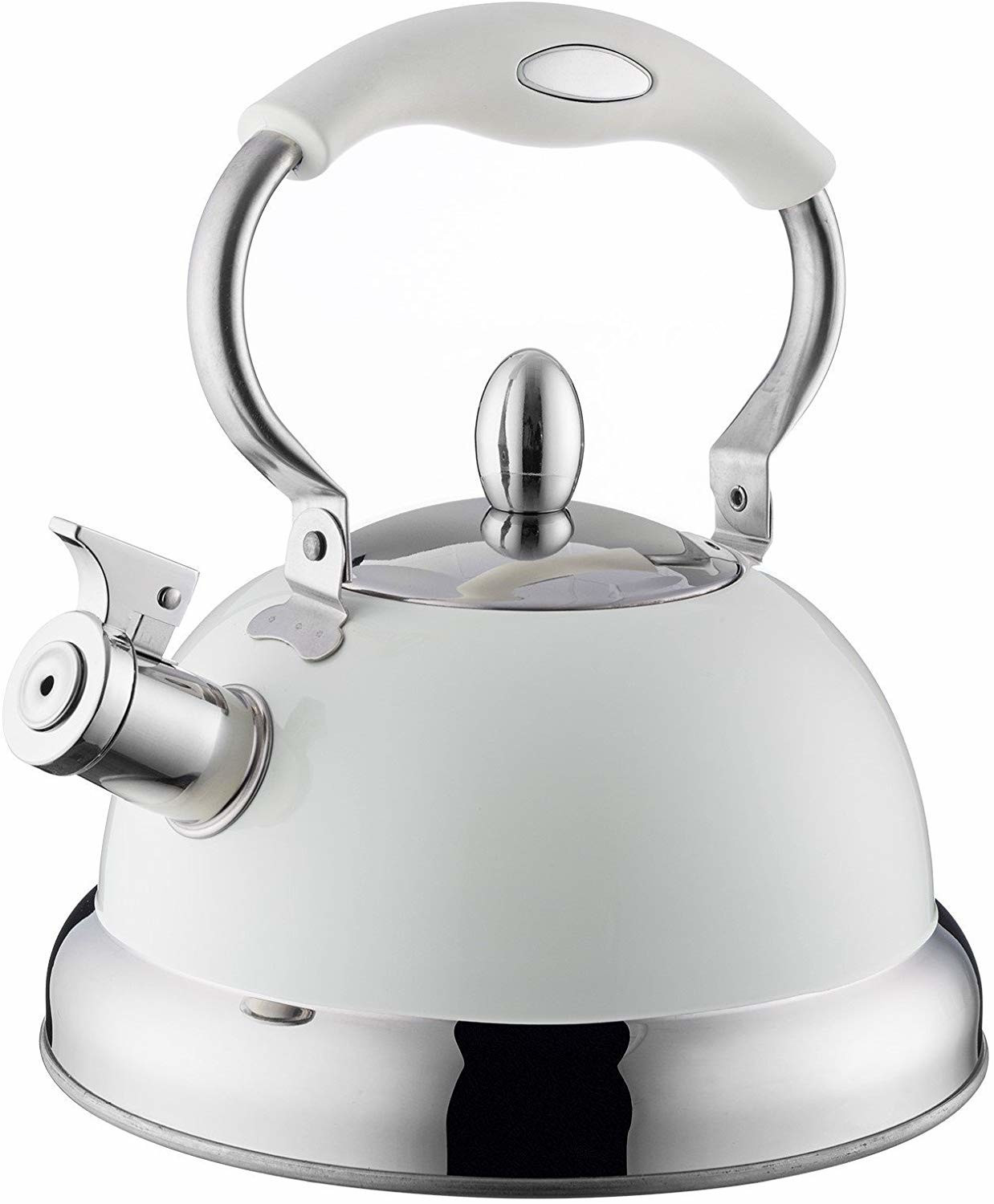 Typhoon Living Stovetop 2.5L Kettle White