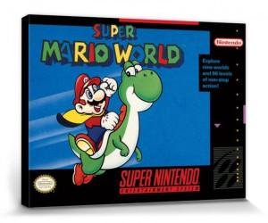 1art1 Nintendo Poster - Super Super Mario World (30 x 40 cm)
