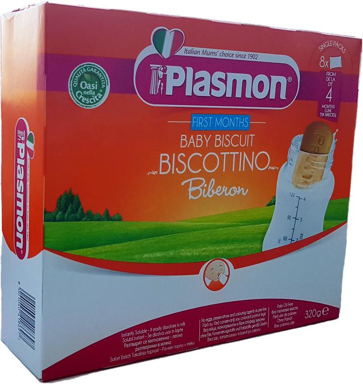 Plasmon Kinderkekse Biscottino ab 4 Monate (320 gr)