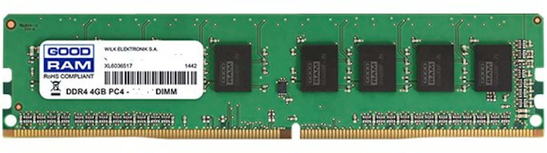Image of GoodRAM 8GB DDR4-2400 CL17 (GR2400D464L17S/8G)