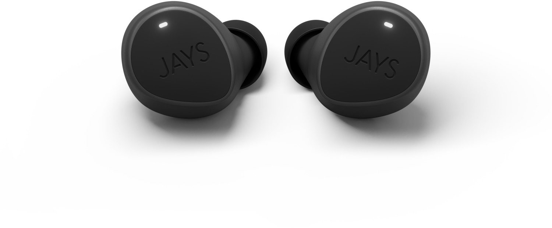 Image of JAYS m-Seven True Wireless (black)