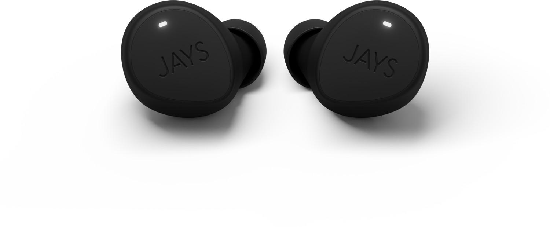 Image of JAYS m-Seven True Wireless (black/black)
