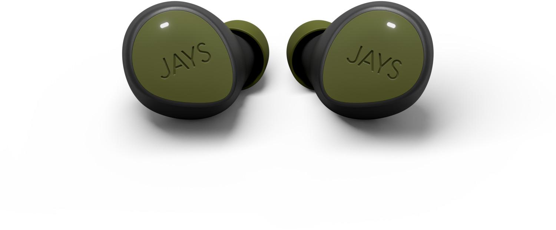 Image of JAYS m-Seven True Wireless (green)