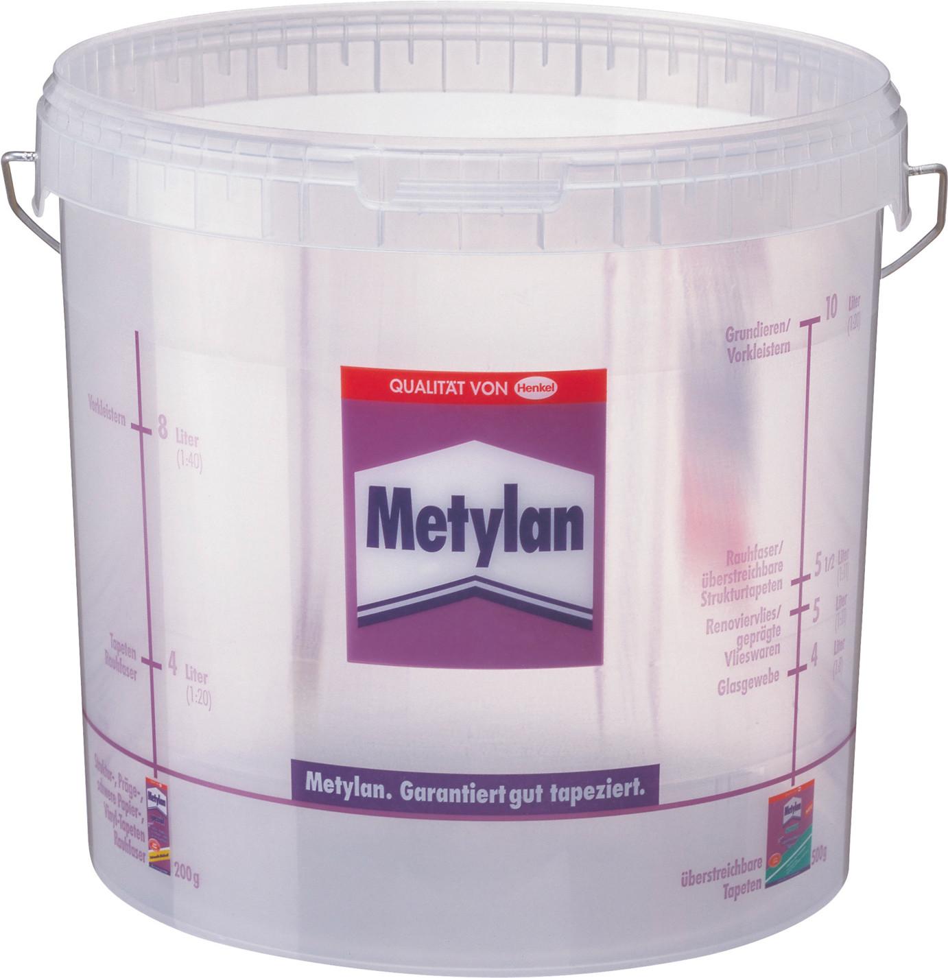 Metylan Tapeziereimer 10L