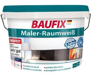 Baufix Maler-Raumweiß 5 l