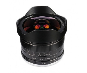 7artisans 7.5mm f2.8 Fuji X