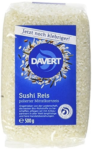 Davert Sushi Reis (500g)