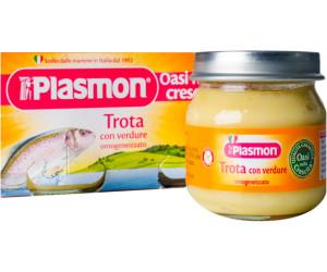 Plasmon Babykost im Glas mit Forelle und Gemüse 80g
