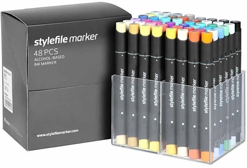 stylefile marker Set Extended 48er