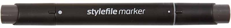 stylefile marker Einzelmarker warm grey 9