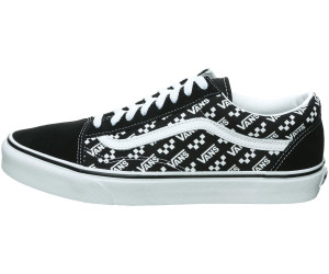 Vans Old Skool Logo Repeat blacktrue white ab 59,89