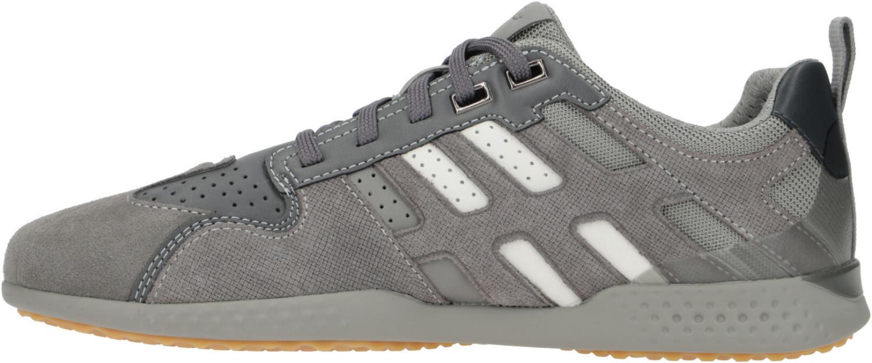 Geox U Snake Sneaker low grey