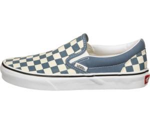 Vans Slip On Classic Checkerboard blue miragetrue white ab