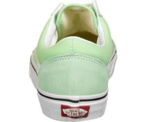 Vans Old Skool green ashtrue white ab 32,49