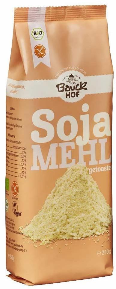 Bauckhof Bio Sojamehl getoastet (250g)