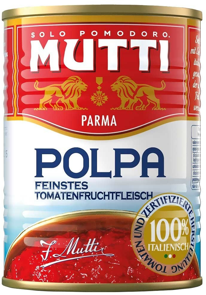 Mutti Polpa (400g)
