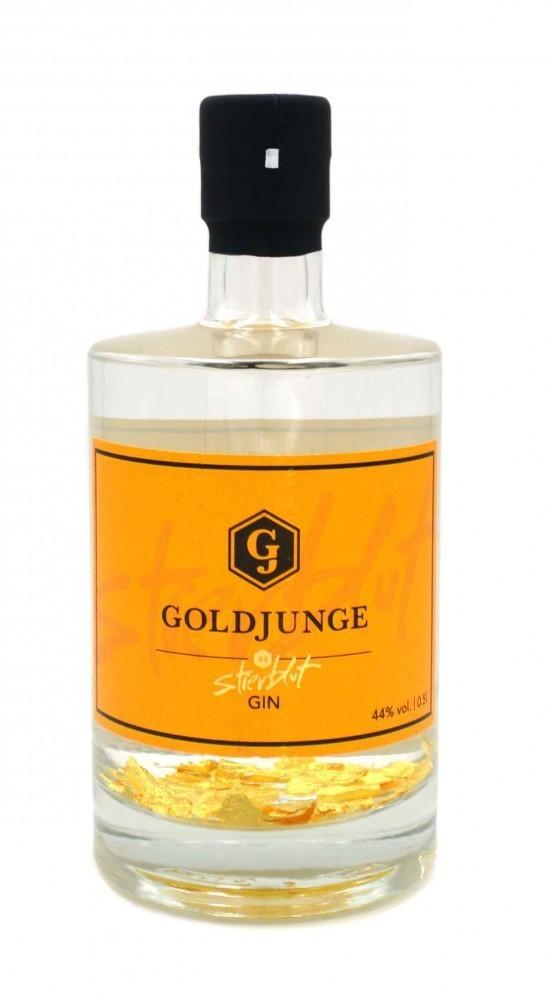 Goldjunge Stierblut  0,5L 44,00%