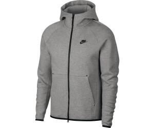 Nike Kapuzenjacke Sportswear Tech Fleece Hoody anthrazit