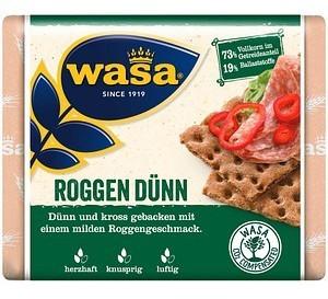 Wasa Knäckebrot Roggen dünn (205g)