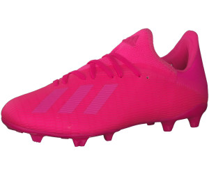 Adidas X 19.3 FG schock pink/schock pink/schock pink