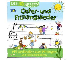 Die 30 besten Oster- und Frühlingslieder (CD)