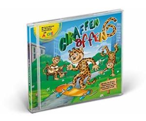 Giraffenaffen 6 (CD)